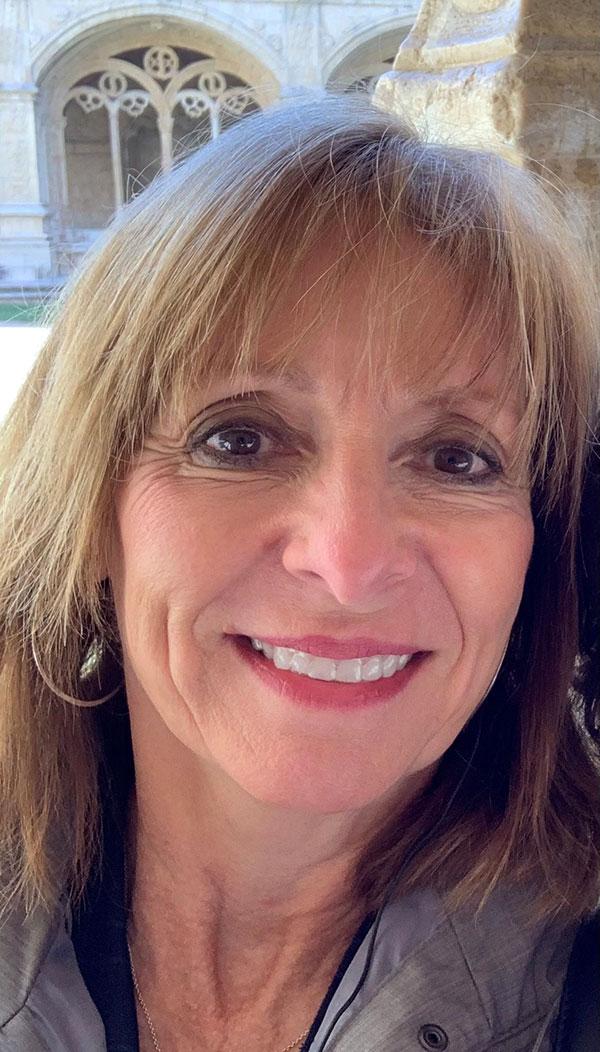 Jeanne Reuter, travel consultant